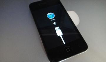 Как восстановить iPhone через iTunes