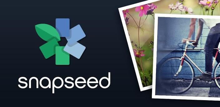 Онлайн-фоторедактор Snapseed