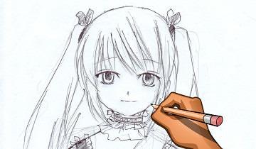 Программа для рисования аниме