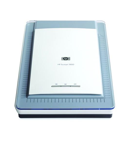 Драйвер для HP Scanjet 3800