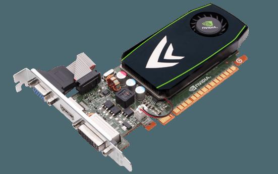 Драйвер для NVidia GeForce GT 430