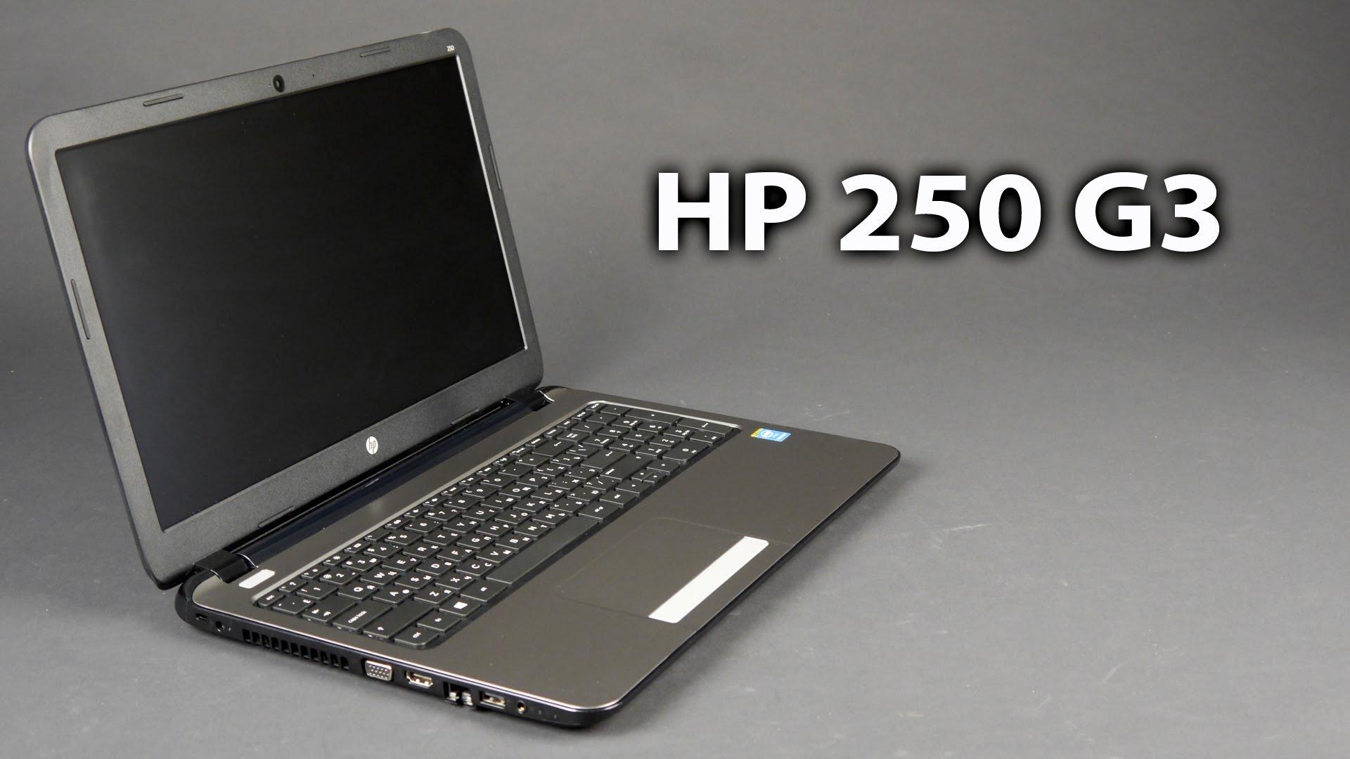 Скачать драйвера к ноутбуку hp 250 g3