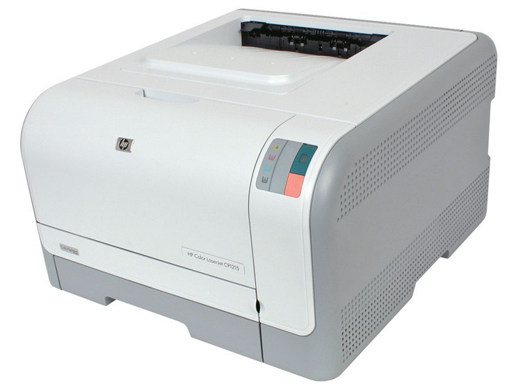 драйвер для HP Color Laserjet CP1215