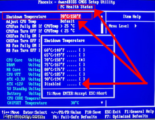 shutdown-temperature-processor