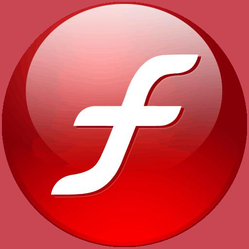 Логотип Flash Player