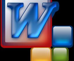 Логотип Micosoft Word