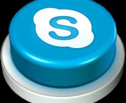 Логотип Skipe