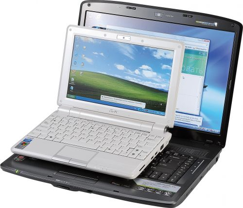 чем отличается ноутбук от нетбука