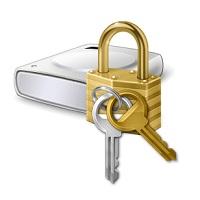 как поставить пароль на внешний жесткий диск