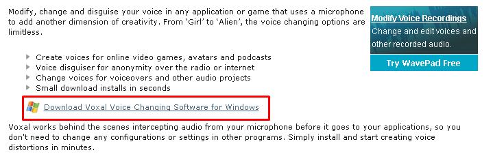 программа для изменения голоса на компьютере
