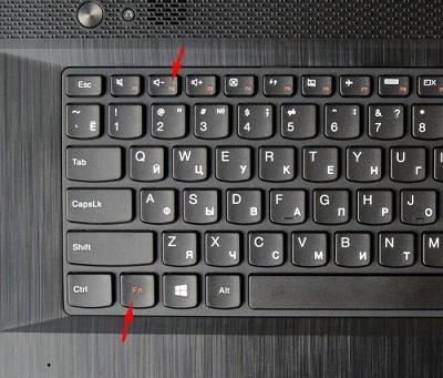Lenovo-Fn+F2