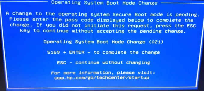 operating-system-boot-mode-change